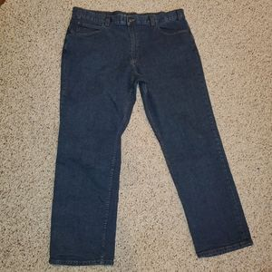 Duluth trading jeans relaxed fit 46 by 34